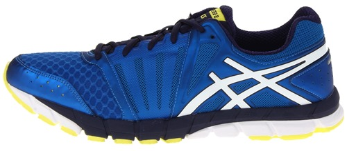 Asics Cushioned Running Shoes Review