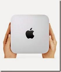 Buy Apple Mac Mini-MD387HN-A at Rs. 35805 (Dual Core i5- 4GB RAM- 500GB HDD- Intel HD Graphics 4000)