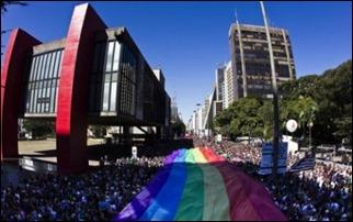 Parada do Orgulho LGBT de São Paulo