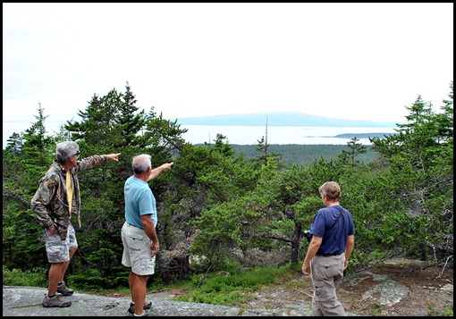 16 - Drive up Schoodic Head Road - I think it is that way