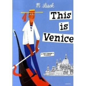 A great guide to Venice for your kids! (