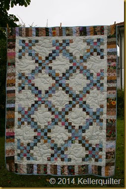 Quilt141-Irish Chain