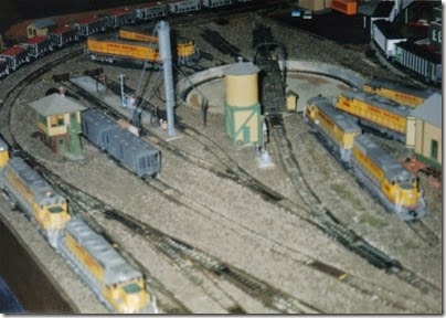 02 LK&R Layout at the Triangle Mall in November 1997