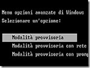 Come riabilitare l'avvio di Windows in modalità provvisoria se non funziona più