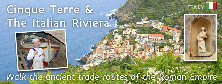 Italy - Cinque Terre |http://www.thewayfarers.com/Walking-Tours/European-Walking-Tours/Cinque-Terre-and-The-Riviera/