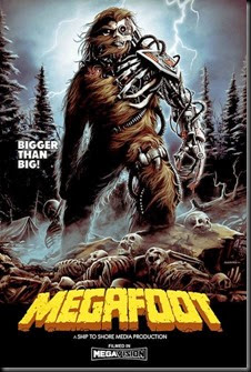 Megafoot artwork