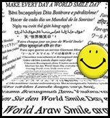 world smile day 10-5-12