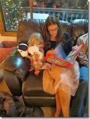 Clark family Christmas 11
