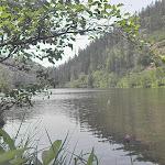 Анастасия Буркова.Озеро Амут. Это озеро является кратером потухшего вулкана. Расположено озеро в Хабаровском крае, в Солнечном районе..jpg