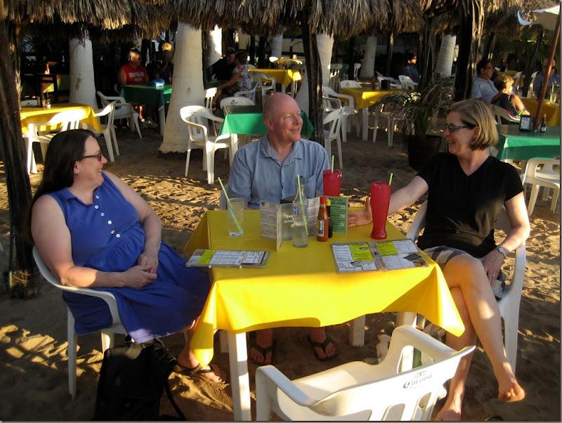 Cathy, Richard & Mary