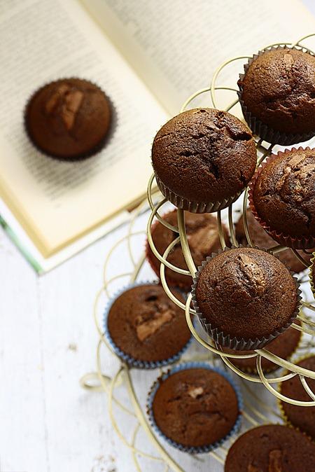 Mocha muffins 7