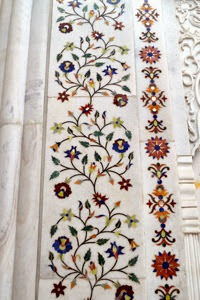Marble inlay Patterns