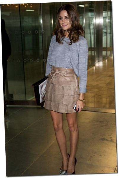 Olivia Palermo London Fashion Week guests JJRsOAQlIBgl