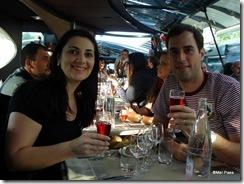Jantar no Rio Siena, Paris, França