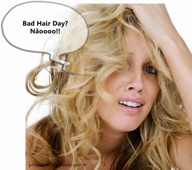 """06 Maneiras de não Passar por um """"Bad Hair Day"""""""