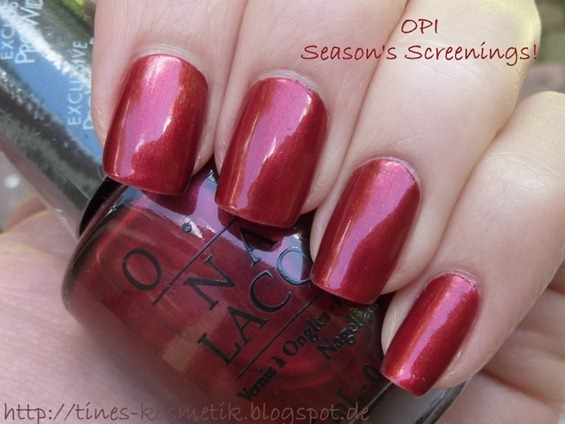 OPI Season's Screenings 1