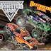 Fechas MONSTER JAM en Mexico