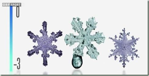 Schneekristalle 1