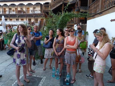 Obiective turistice Bucuresti: Hanu lui Manuc