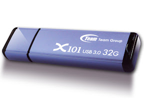 Team X101 USB 3.0 flash drive disk