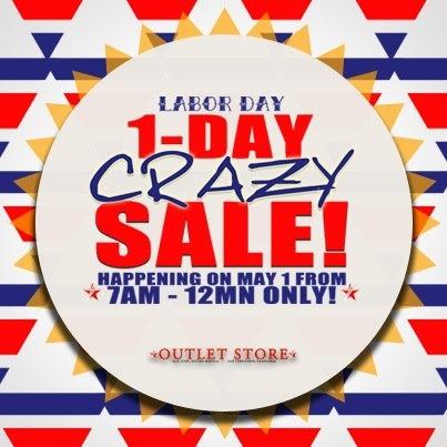 OutletStorePH Labor Day Sale