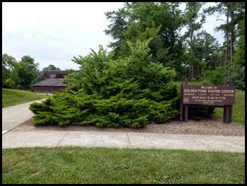 04 - Golden Pond Visitor Center