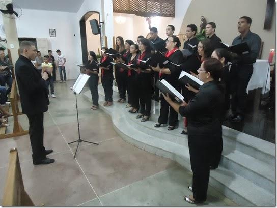Paróquia São Francisco de Assis - CORAL SÃO FRANCISCO (12)