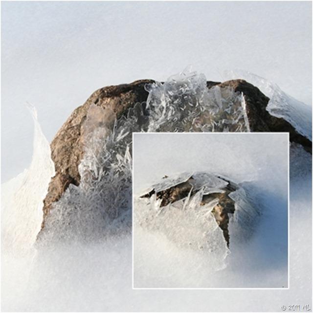 is på sten