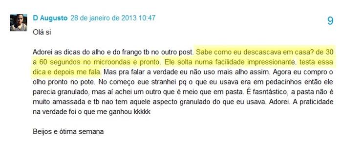 comentário_D Augusto