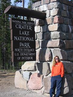 Crater Lake - Fall 2005