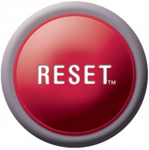 Reset your social network