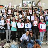 2014.05.21 accueil des élèves allemands collège Pierre-de-Coubertin
