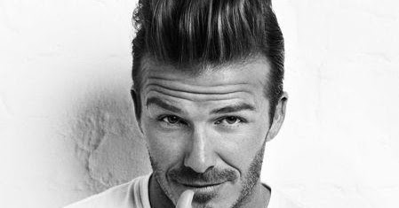 Short Hairstyles For Us Top Haircut Picks David Beckham Quiff - Quiff hairstyle david beckham