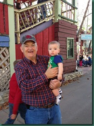 papaw and eli