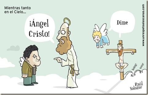 cielo paraiso humor ateismo biblia grafico religion dios jesus (52)