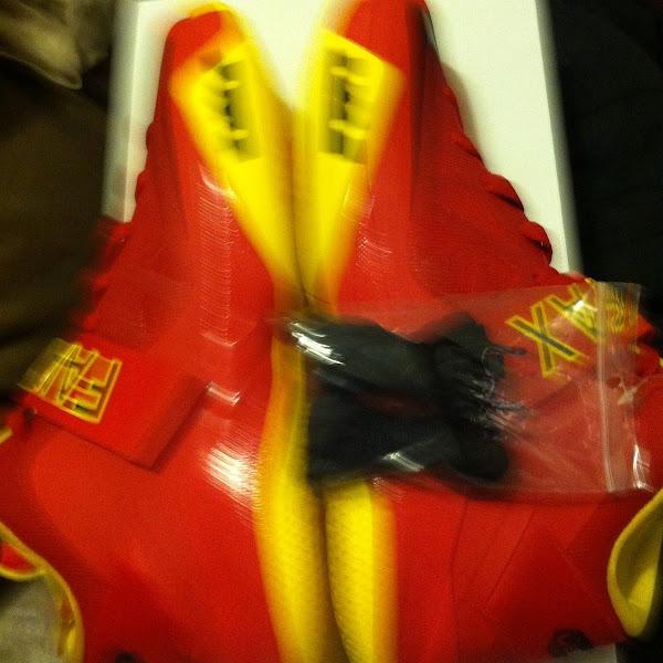 Nike Zoom Soldier VI 8211 Fairfax PE 8211 Away Alternate