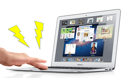 Electric MacBook Air