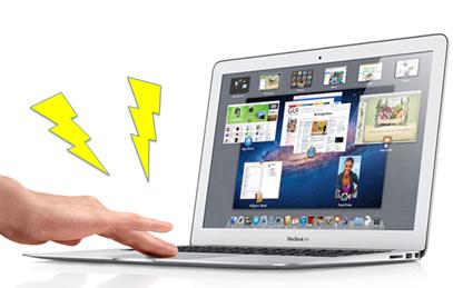 Electric MacBook Air