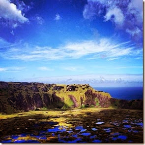 Ilha de Páscoa, Chile Autor Guilherme Tetamanti
