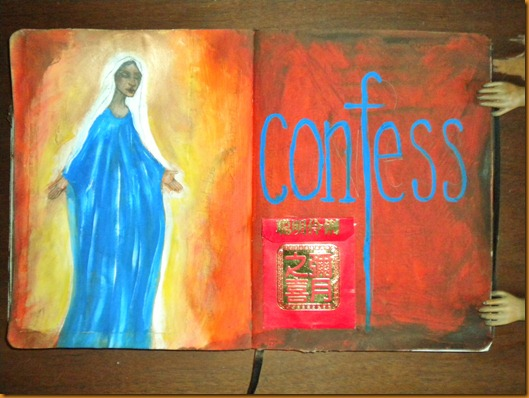 journal confess 007