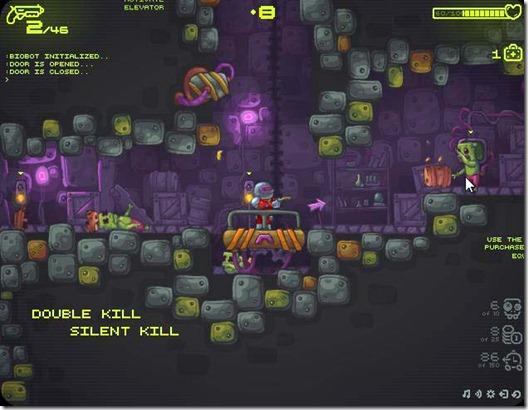 Zombotron web game image 3