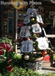 Route 66 Tree