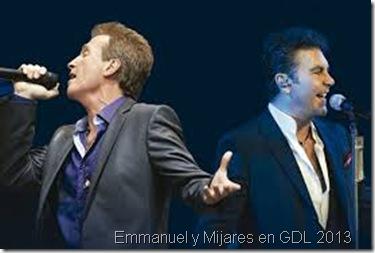 Emmanuel y mijares reventa de boletos en guadalajara 2013 hasta adelante
