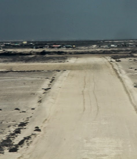 Final Approach Laguna San Ignacio Aeropuerto