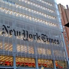 NY Times Office