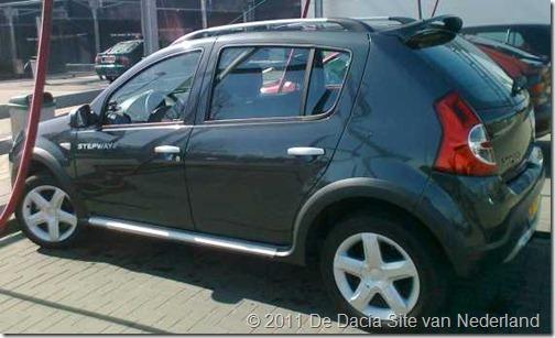 Dacia Sandero Stepway Marijke en Richen 01