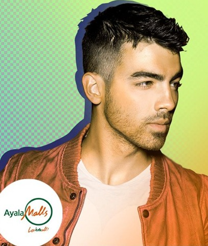 jOE JONAS LIVE IN MANILA
