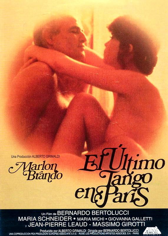 Ultimo Tango a Parigi / Last Tango in Paris / Τελευταίο Τανγκό στο Παρίσι (1972)