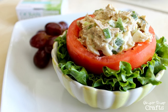 #oceannaturals #shop tuna salad recipe