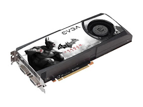 Arkham City Graphics Card
